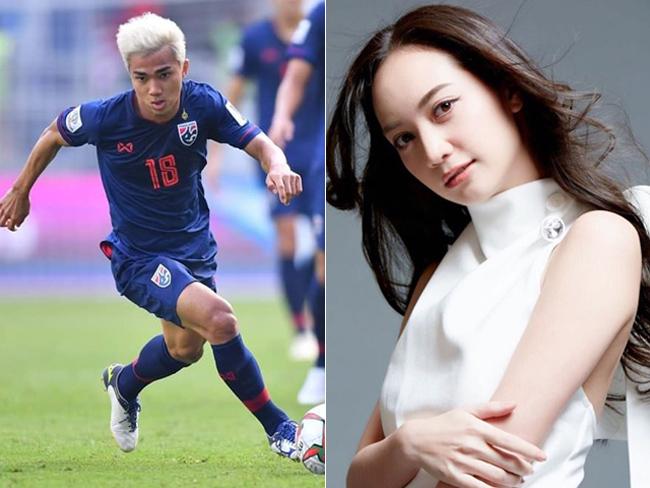 """Chanathip Songkrasin được mệnh danh là """"Messi Thái Lan"""", là ngôi sao bóng đá của xứ sở Chùa Vàng."""