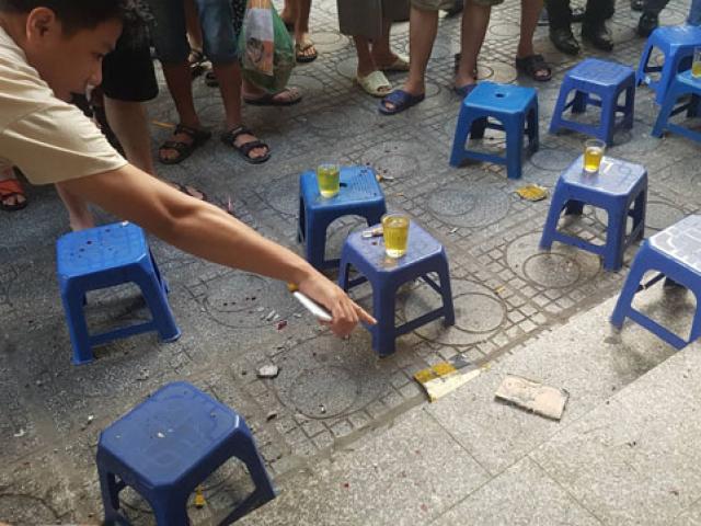 Nổ lớn ở chung cư HH Linh Đàm, nhiều người bị thương
