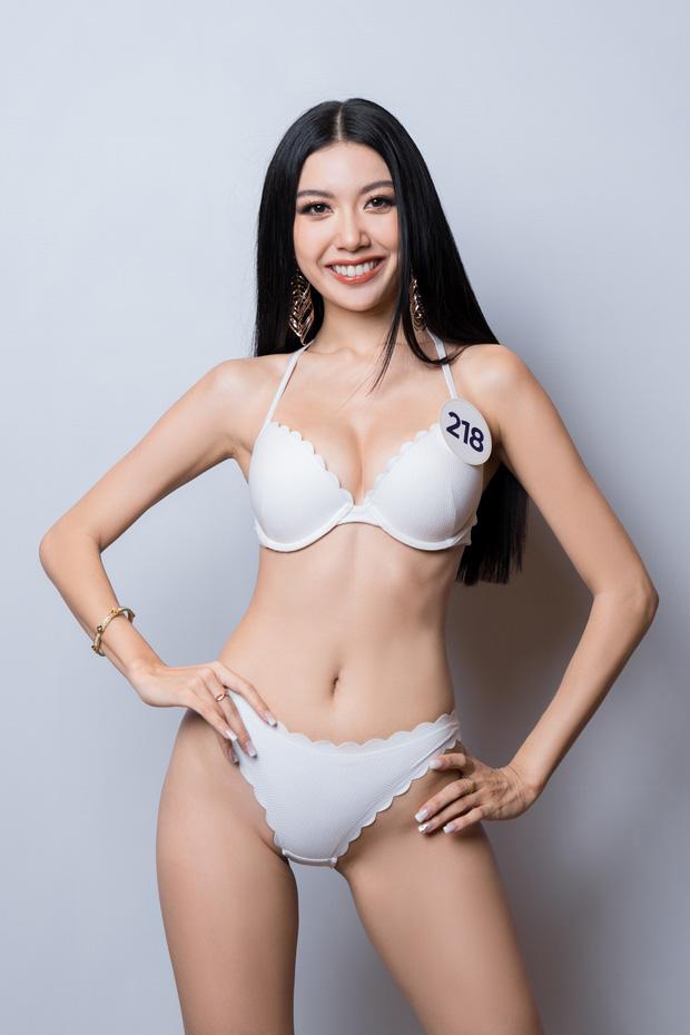 Hình ảnh bikini thật của thí sinh Hoa hậu hoàn vũ Việt Nam gây bất ngờ - 1