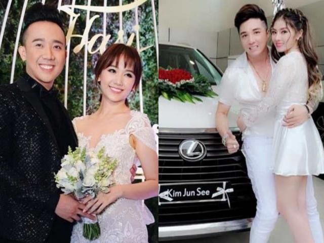"""Cùng lấy vợ gốc Hàn, Trấn Thành và """"ông hoàng miền Tây"""" giàu có cỡ nào?"""