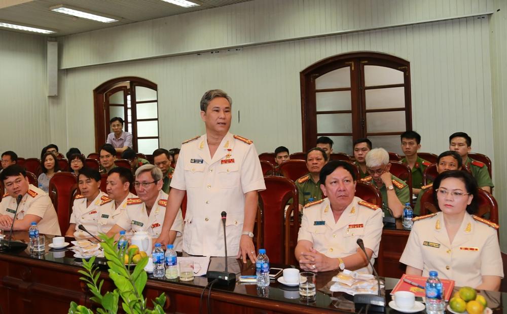 Đại tá kể chuyện dẹp loạn đất Cảng: Vạch trần sai phạm của anh trai Dung Hà - 1