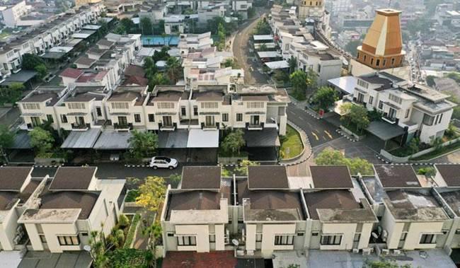 Cosmo Park là một trong 2 dự án được tập đoàn Agung Podomro xây dựng theo đúng các quy định.