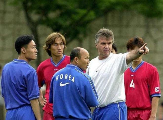 Nhận định bóng đá U22 Việt Nam - U22 Trung Quốc: Đấu trí thầy trò Hiddink - Park Hang Seo - 1