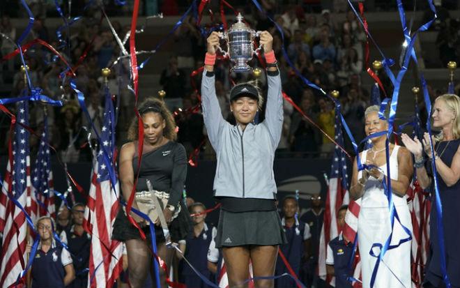 """Serena 2 năm liền thua chung kết US Open: Ác mộng vì những """"Sao Mai"""" - 1"""