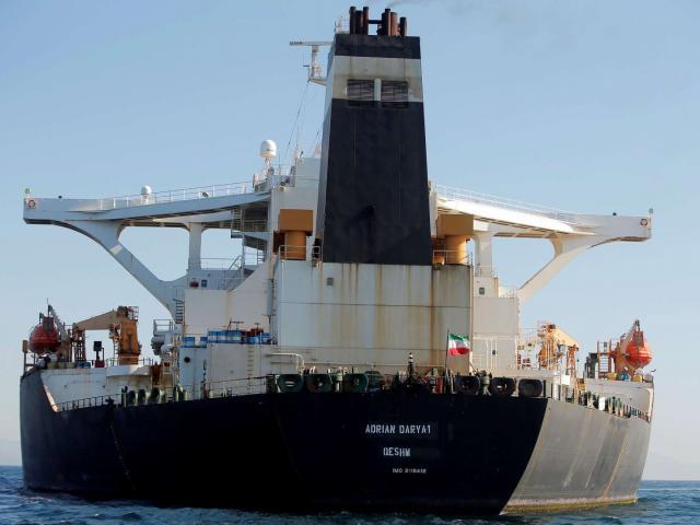 Bất chấp Mỹ cấm, siêu tàu chở dầu Iran vẫn cập bến, bán sạch 2 triệu thùng dầu