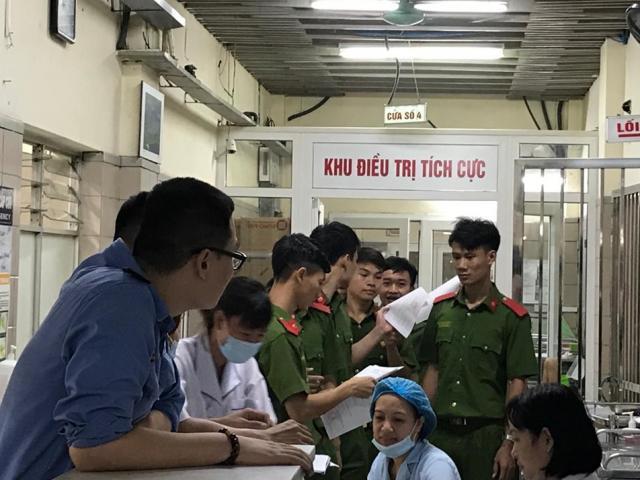 Vụ cháy Công ty Rạng Đông: Đã có gần 600 người đến khám, theo dõi thủy ngân