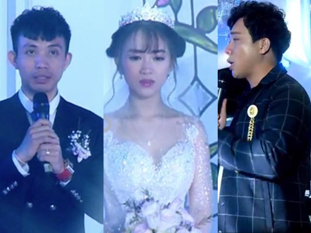 Đại gia Minh Nhựa và con gái bật khóc khi MC Trấn Thành nói câu này
