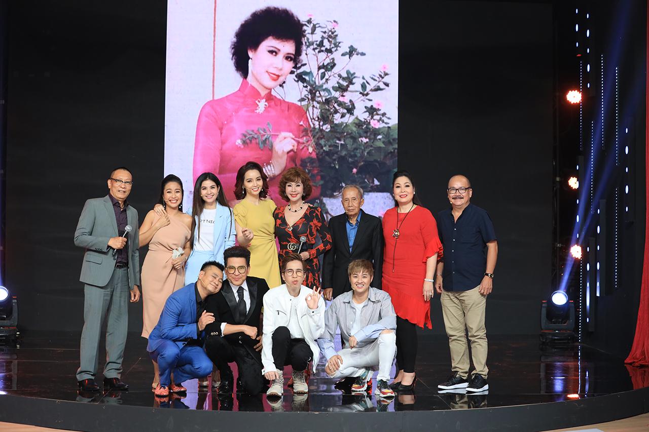 Người đẹp lồng tiếng cho 'Bao Thanh Thiên', 'Thần điêu đại hiệp' lần đầu lộ diện - 1