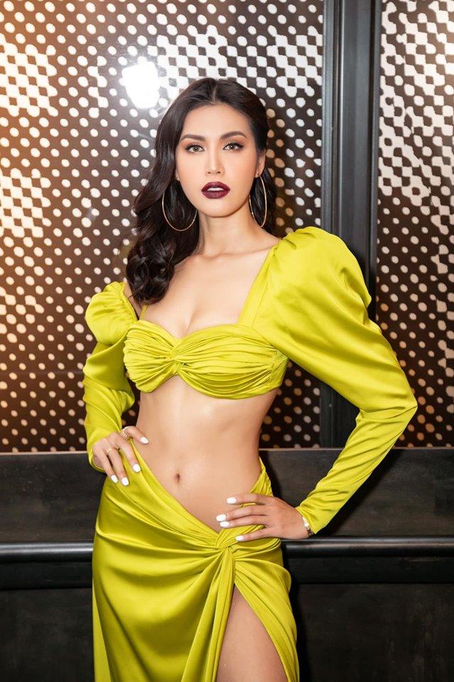 """""""Người mẫu sexy nhất Việt Nam"""" mặc chiếc váy khiêu khích thị giác tột cùng - 4"""