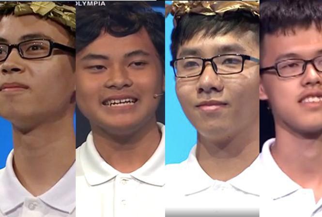 Hành trình nổi bật của 4 ứng viên vào chung kết Olympia năm thứ 19 - 1