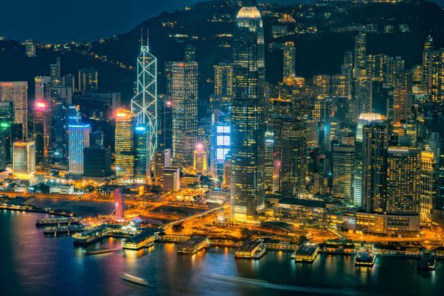 """Các """"cú đêm"""" nhất định phải tới những thành phố không ngủ đẹp nhất Trung Quốc - 1"""
