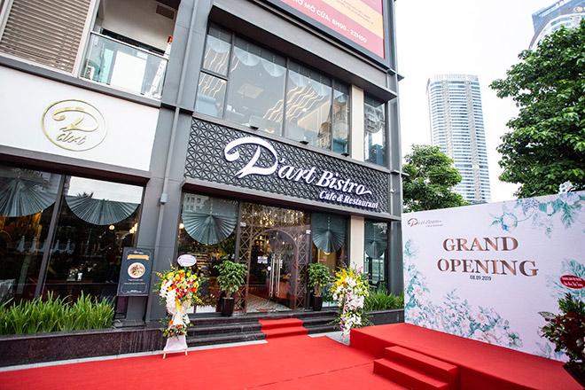 D'art Bistro Cafe & Restaurant tưng bừng khai trương với không gian cực kỳ sang trọng - 1