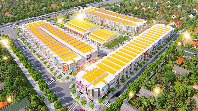 """Mega Market: Dự án sở hữu vị trí """"đắc địa"""" khiến nhiều khách hàng đổ xô tìm mua - 1"""