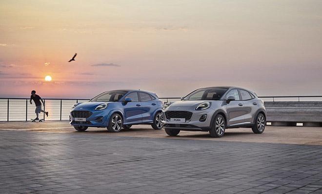Ford Puma ra mắt phiên bản cao cấp Titanium X với nhiều trang bị hiện đại - 1