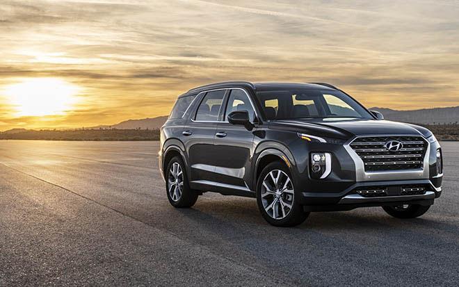 Hyundai Palisade tại Việt Nam được đại lý nhận đặt cọc trước, giá từ 2 tỷ VNĐ - 1