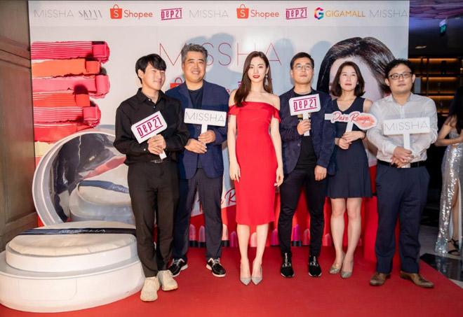 NANA (After Shool) đẹp như lời đồn khi dự sự kiện tại Việt Nam - 1