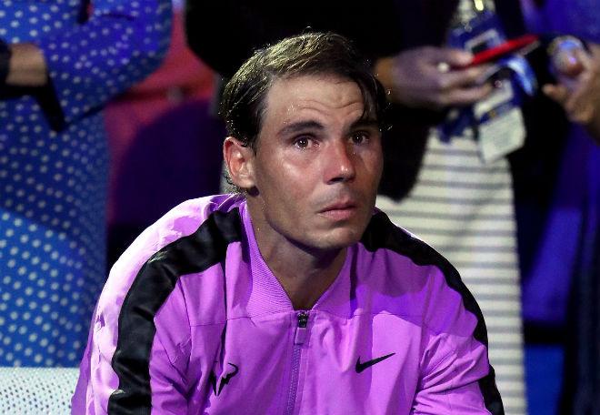 Nadal rơi lệ vô địch US Open: Kỷ lục hơn cả Federer - Djokovic, khắc tên sử sách - 1