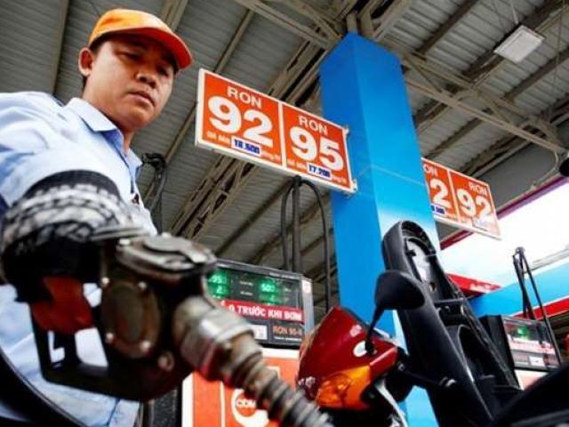 Giá xăng đồng loạt tăng mạnh ngày 10/9