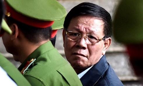 Nguyên Trung tướng Công an Phan Văn Vĩnh lại bị khởi tố thêm tội danh mới - 1