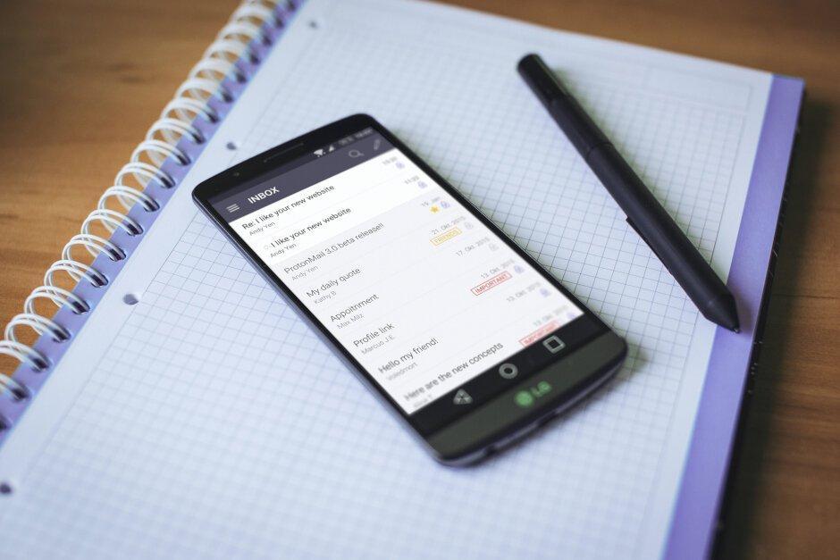 Dịch vụ email mã hóa đầu cuối này của châu Âu sẽ thay thế Gmail trên smartphone Huawei? - 1