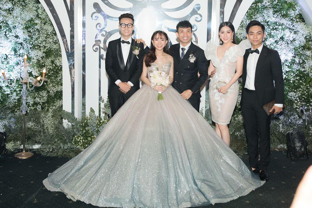 Đại gia Minh Nhựa gửi gắm Khánh Thi điều đặc biệt trong đám cưới con gái - 1