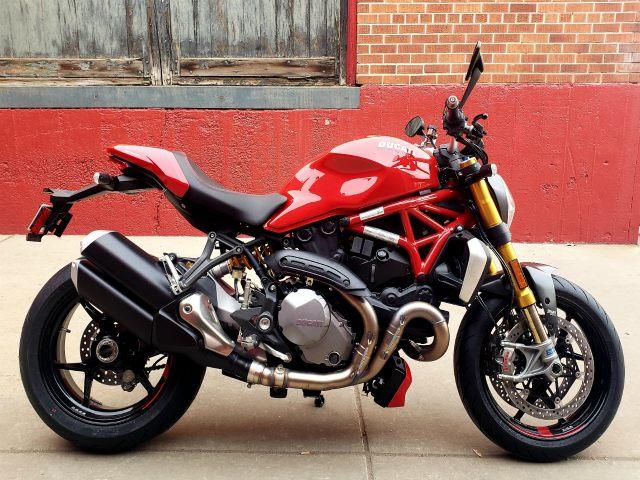 Bảng giá môtô Ducati tháng 9/2019: Đắt nhất lên tới 1,3 tỷ đồng