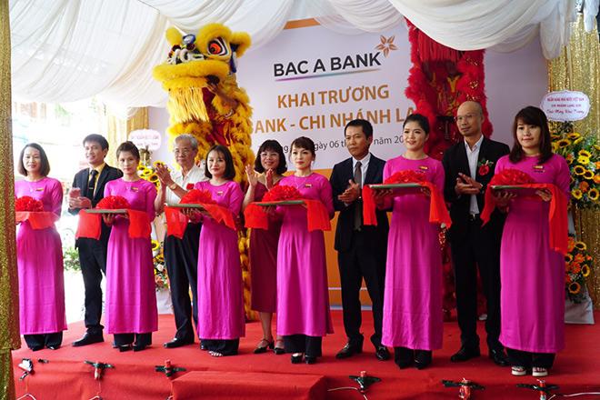 Bac A Bank khai trương chi nhánh Lạng Sơn - mở rộng mạng lưới khu vực Đông Bắc - 1