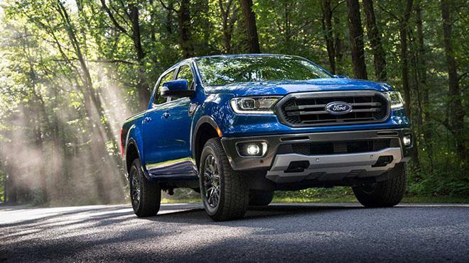 Ford Ranger thế hệ tiếp theo sẽ được trang bị loại động cơ mới - 1