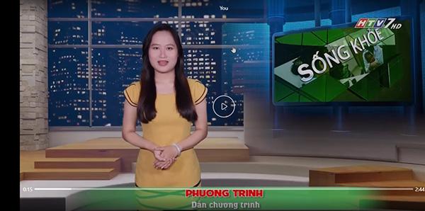 HTV7 đưa tin Việt Nam kiểm soát thành công đờm, ho, khó thở, COPD bằng thảo dược lạ - 1