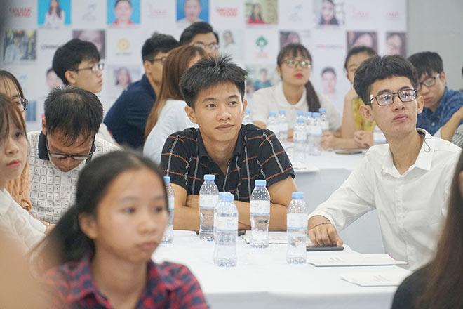 Hành trình tìm kiếm những sinh viên đầu tiên của DynaGen Initiative - 1