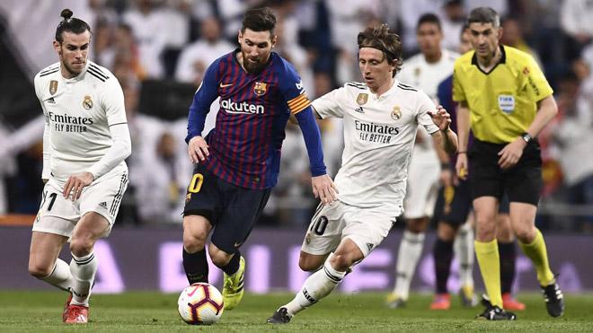 Đắng lòng Real Madrid: La Liga ưu ái Barcelona, khó tranh vô địch - 1