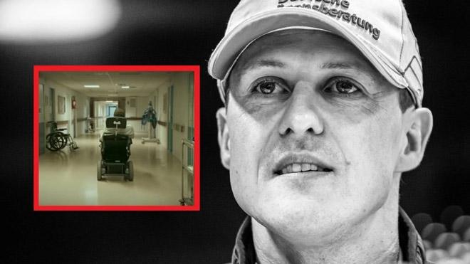 """Schumacher 6 năm sống """"thực vật"""" có bước chân """"ngàn vàng"""": Chuyến đi bất ngờ - 1"""