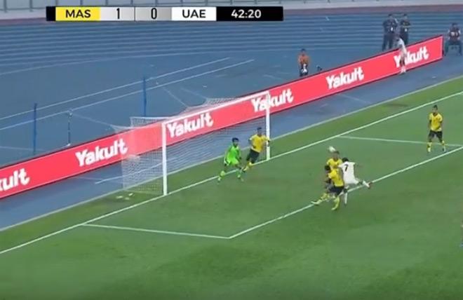 Video highlight trận Malaysia - UAE: Cú sốc đầu trận, ngược dòng ấn tượng (Vòng loại World Cup 2022) - 1