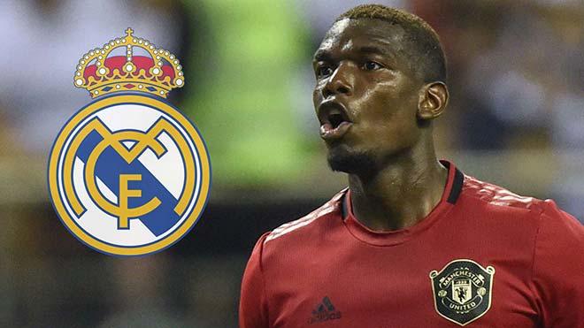 """Real chưa bỏ Pogba: """"Đại ca"""" Ramos mời mọc, MU bị """"siêu cò"""" dội nước lạnh - 1"""