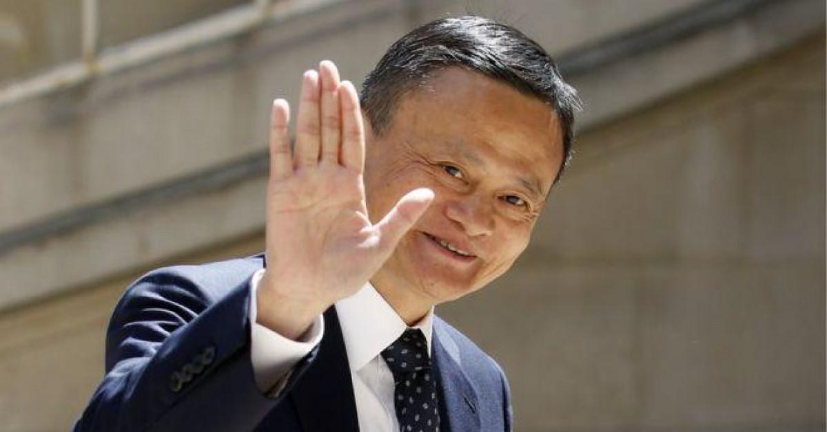 Tỉ phú Jack Ma tuyên bố từ chức đúng sinh nhật 55 tuổi