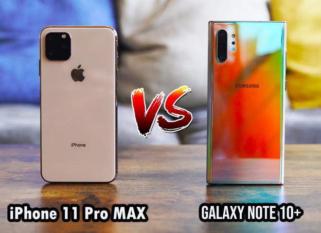"""iPhone 11 rất tốt, nhưng vẫn """"thèm khát"""" những điểm này của Galaxy Note 10 - 1"""
