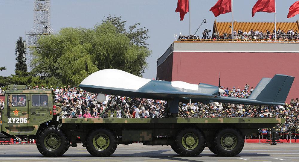 TQ lần đầu bán được máy bay không người lái vũ trang cho một nước châu Âu - 1