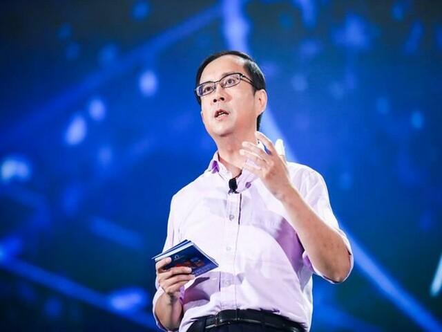 """Chân dung người thay thế Jack Ma """"trị vì"""" đế chế Alibaba"""