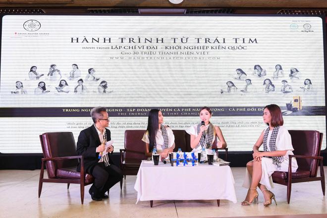 Các người đẹp hoa hậu mở đầu hành trình tặng sách đến Đồng bằng Sông Cửu Long - 1