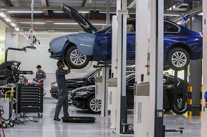 BMW Việt Nam mời chuyên gia về chăm sóc xe cho khách hàng - 1