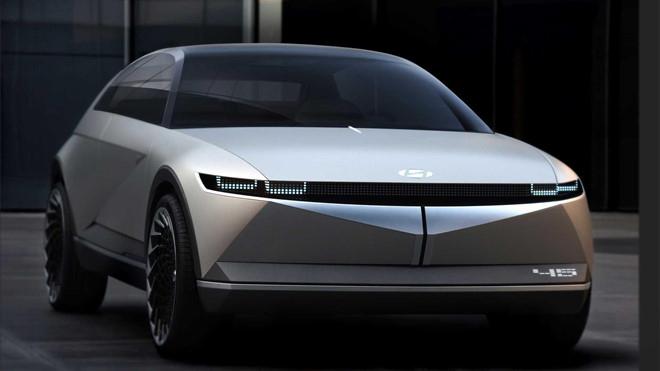 Concept xe điện của Hyundai sẽ trông như thế nào? - 1