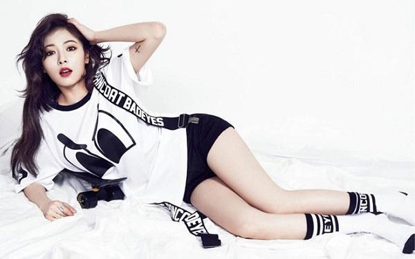 Thích thú với những bí kíp giúp giữ dáng, đẹp da của gái Hàn - 1