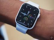 Ảnh thực tế Apple Watch Series 5 vừa ra mắt cùng iPhone 11