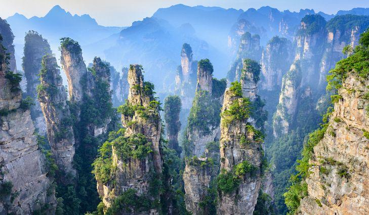 10 địa điểm đẹp nhất Trung Quốc bạn đừng bỏ qua - 3