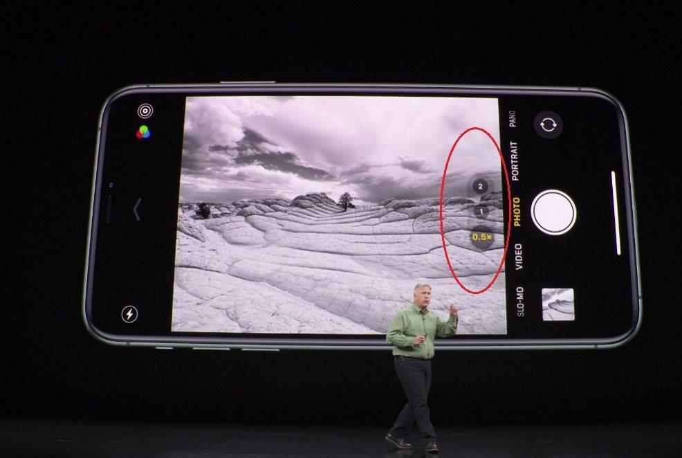 Hướng dẫn quay video trên iPhone 11, iPhone 11 Pro với những camera to tướng - 5