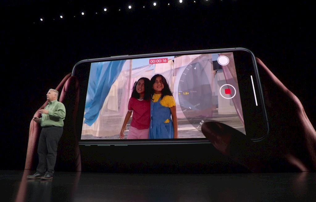 Hướng dẫn quay video trên iPhone 11, iPhone 11 Pro với những camera to tướng - 6