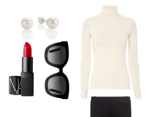 Áo blazer, sơ mi lụa, giày loafer: Gợi ý 7 kiểu mix đồ style Pháp cho mùa thu