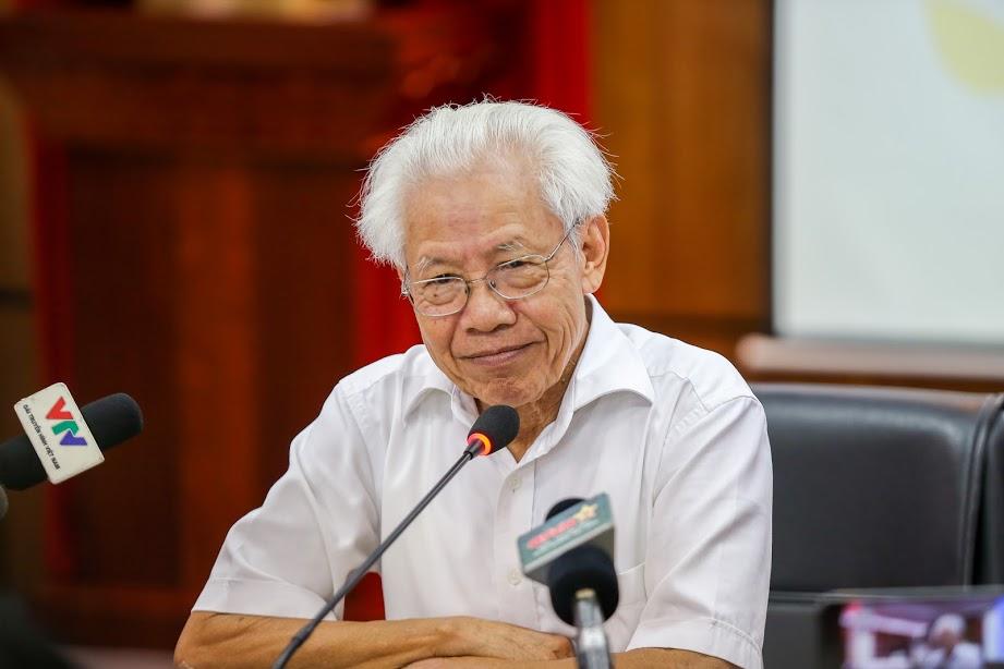 Sách công nghệ giáo dục của GS Hồ Ngọc Đại đã bị loại khỏi vòng thẩm định - 1