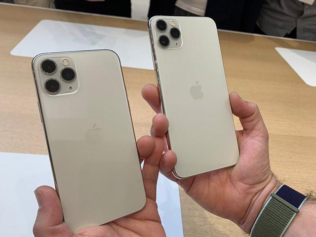 iPhone 11 Pro có RAM 6GB nhưng vẫn khiến người dùng thất vọng