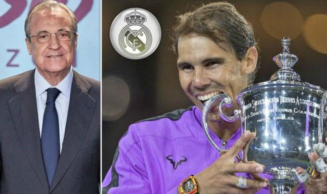 """Rung chuyển Real Madrid: Nadal bỏ đấu Federer về kế vị ghế nóng """"bố già""""? - 1"""